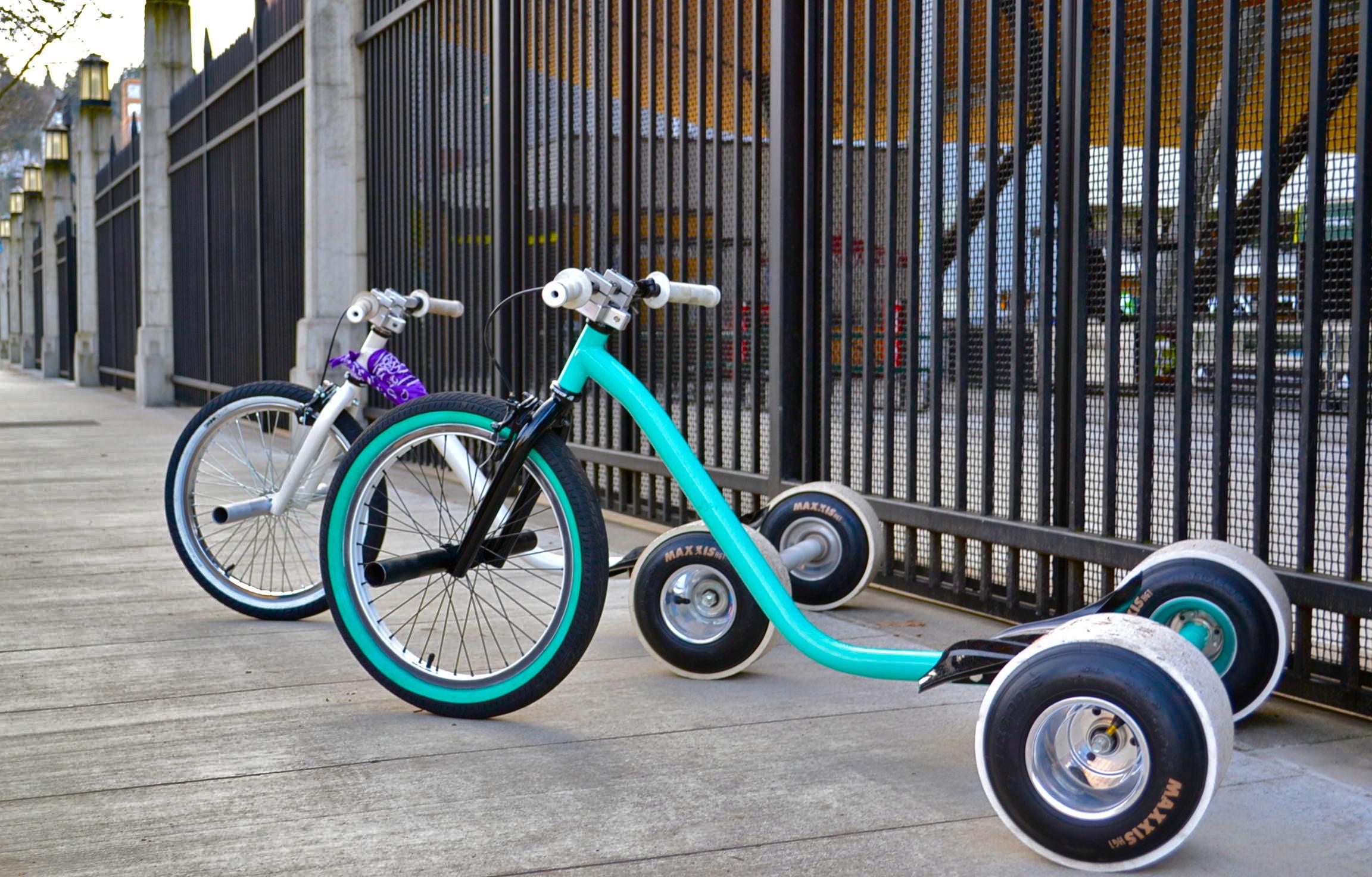 Трехколесные велосипеды своими руками: пошаговая инструкция 32