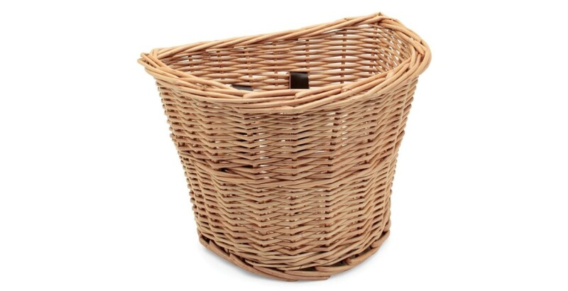 Electra Wicker Basket, Natural