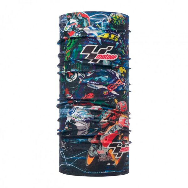 Buff MOTO GP ORIGINAL HOLE-SHOT BLUE