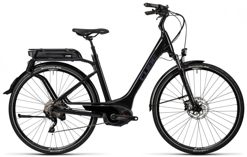 Cube Touring Hybrid Pro 400 Easy Entry (2016)