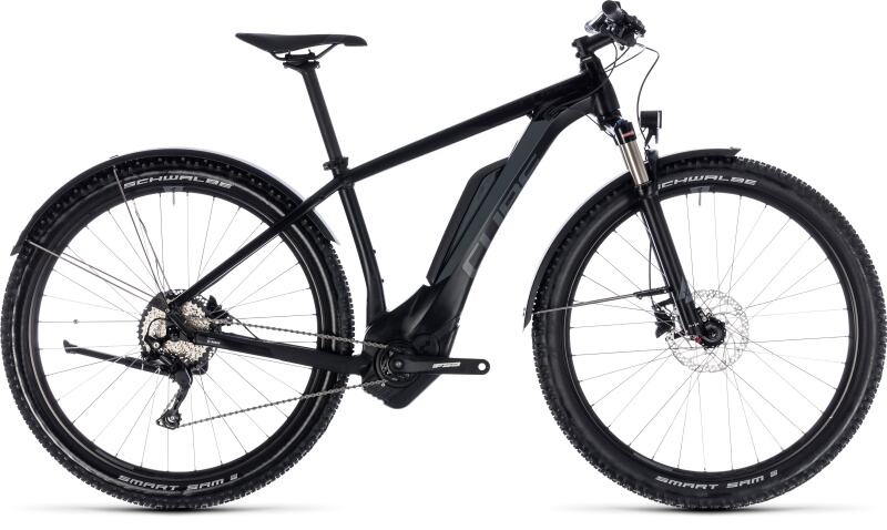 Cube Reaction Hybrid Pro Allroad 500 27.5 (2018)