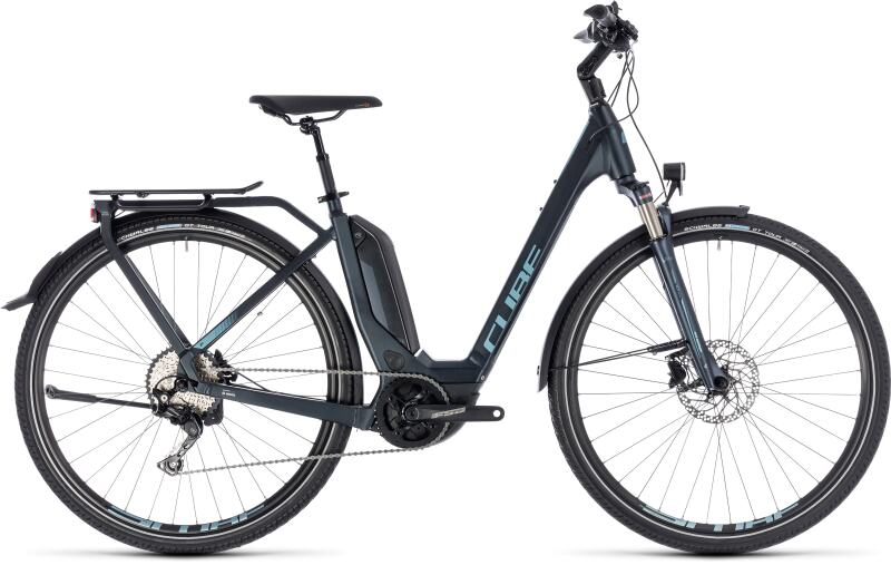 Cube Touring Hybrid Pro 400 Easy Entry (2018)