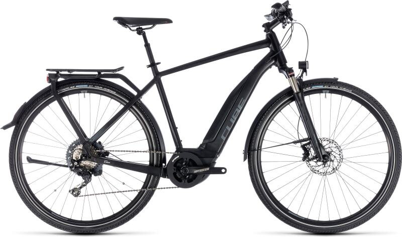 Cube Touring Hybrid Exc 500 (2018)