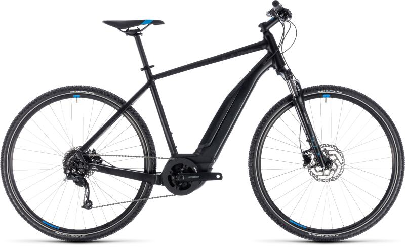 Cube Cross Hybrid One 500 (2018)