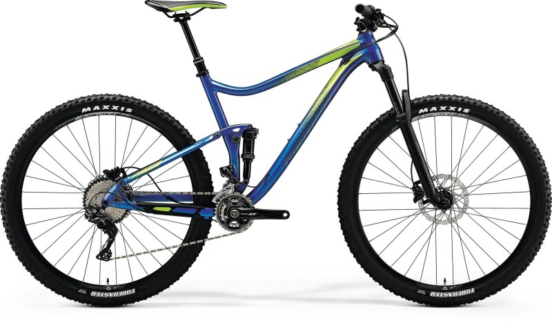 Merida ONE-TWENTY XT-EDITION 29 (2018)