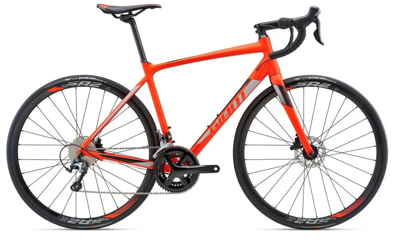 Giant Contend SL 2 Disc (2018)