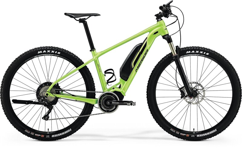 Merida eBIG.NINE XT-EDITION (2018)