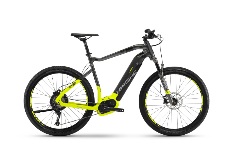 Haibike SDURO Cross 9.0 men 500Wh (2018)