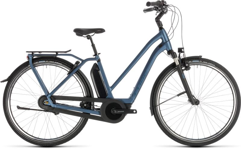 Cube Town Hybrid Exc 500 Lady (2019)